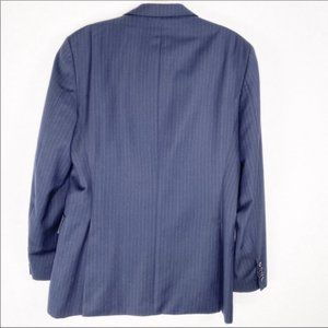Hugo Boss Suits & Blazers - Hugo Boss Pasolini Sports Coat Blazer Blue Stripe